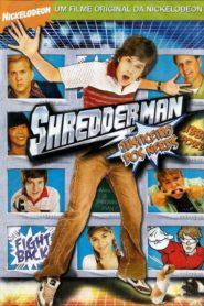 Shredderman: Justiceiro dos Nerds