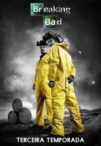 Breaking Bad: A Química do Mal: 3 Temporada