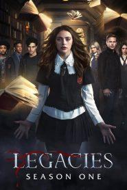 Legados: 1 Temporada