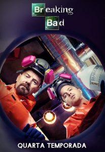 Breaking Bad: A Química do Mal: 4 Temporada
