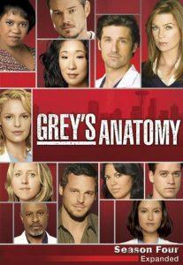 Grey's Anatomy: 4 Temporada