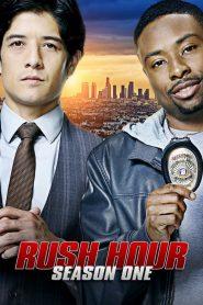 A Hora do Rush: 1 Temporada