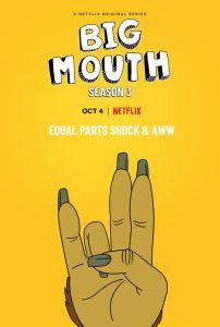 Big Mouth: 3 Temporada