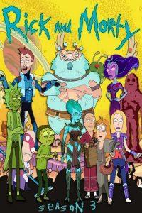 Rick & Morty: 3 Temporada
