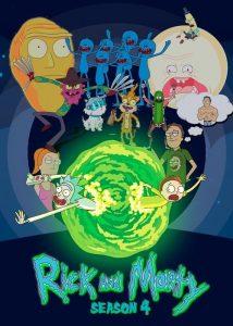 Rick & Morty: 4 Temporada